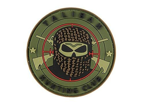 G-Force Taliban Hunting Club PVC Patch