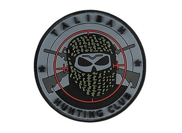 G-Force Taliban Hunting Club PVC Morale Patch