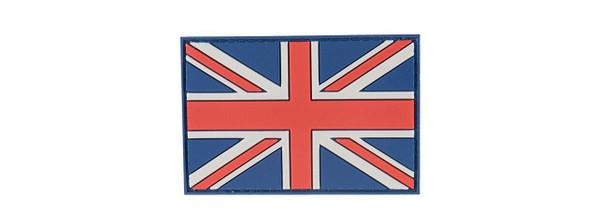 G-Force UK Flag PVC Morale Patch