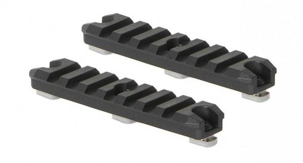 Amoeba M-LOK 3.5 Key Rail Set, 2-Pack