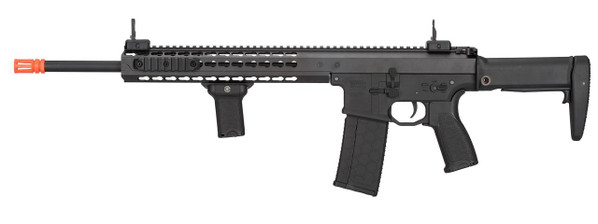 Lancer Tactical Warlord 18 Type A DMR Airsoft Rifle, Black