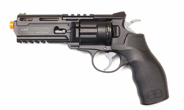 Elite Force H8R Gen 2 CO2 Revolver, Black