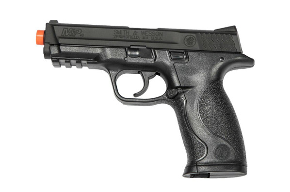 KWC Smith and Wesson MandP 40 Co2 Non-Blowback Airsoft Pistol, Black