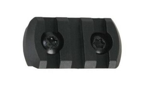 Raptors Airsoft 4-Slot M-LOK Rail Section, Black