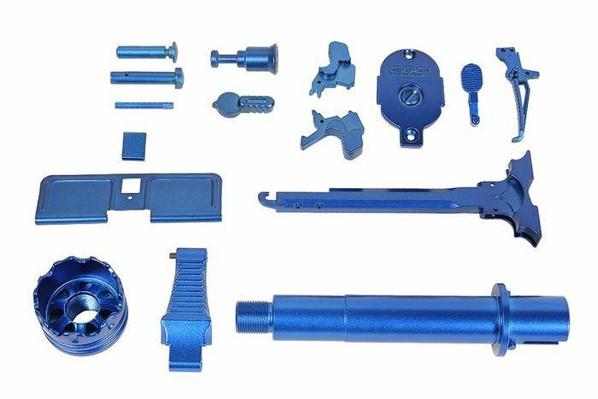 GandG ARP-9 Super Ranger Dress-Up Kit, Sky / Blue