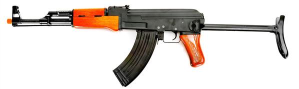 CYMA CM042S Full Metal AK47 AEG with Wood Grips