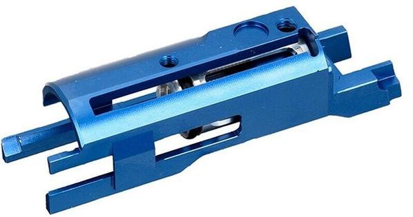 Airsoft Masterpiece Hi-Capa / 1911 EDGE Aluminum Blowback Housing, Blue