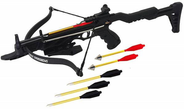 BOLT Crossbows The Shredder Power Series Full Stock 80lb Hunting Crossbow