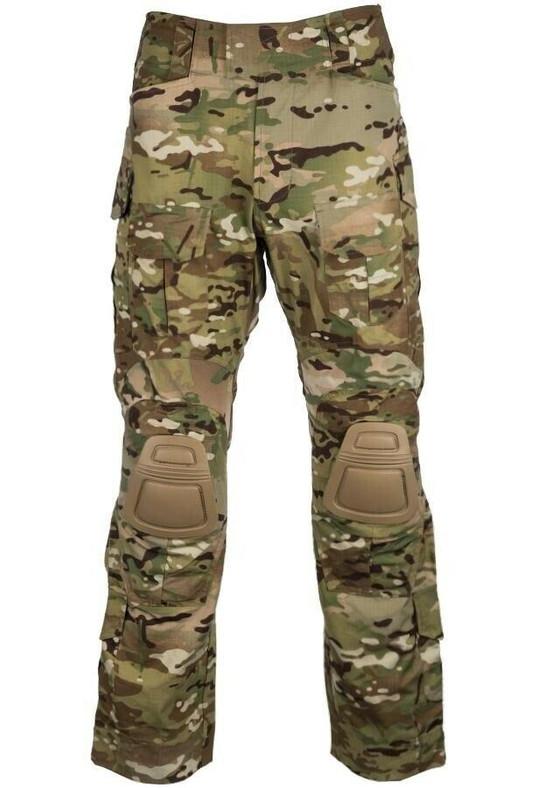 Emerson Gear Blue Label BDU Assault Pants w/ Knee Pads, Multicam