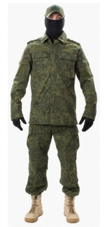 Jagun Tactical Airsoft Battle Dress Uniform BDU Set, Digital Flora