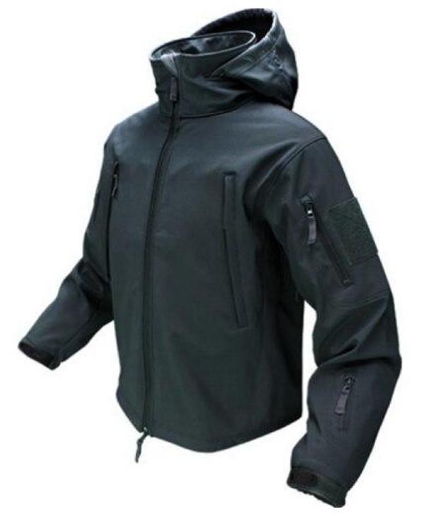 Condor Outdoor Tactical Summit Soft Shell Jacket #602, Navy Blue