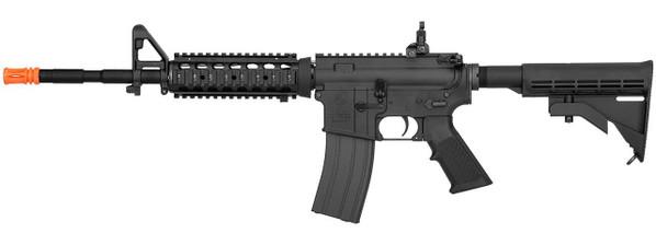 Tokyo Marui M4A1 MWS Gas Blowback Airsoft Rifle, Black