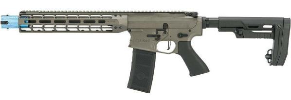 EMG Falkor AR-15 Blitz SBR M4 Training Weapon AEG Airsoft Rifle, Falkor Grey