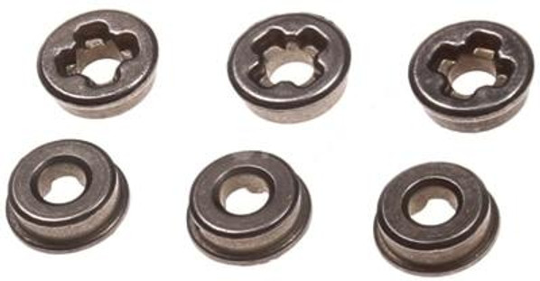 SHS 8mm Low-Profile Steel Low-Friction Oilless Bushings