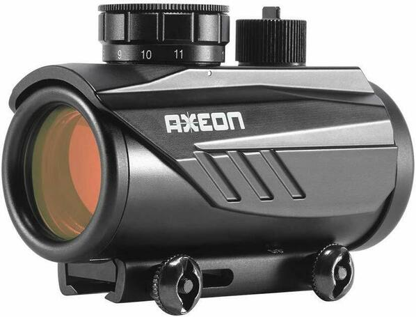 Axeon Optics 1XRDS 1x30 Red Dot Sight