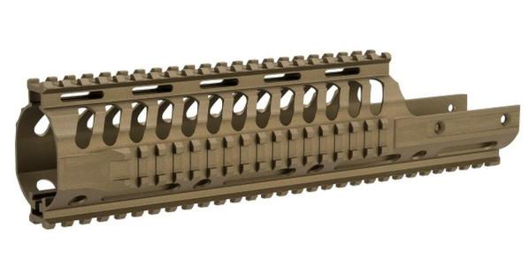 Helix Axem 12 KV Vector Rail System, Bronze