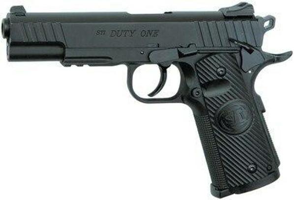 ASG STI Duty One Co2 Blowback .177 Airgun, Black