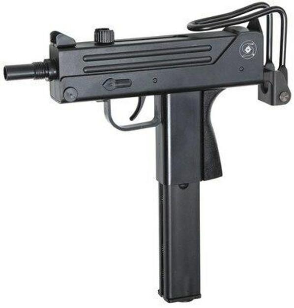 ASG Cobray Ingram M11 Co2 .177 Airgun, Black