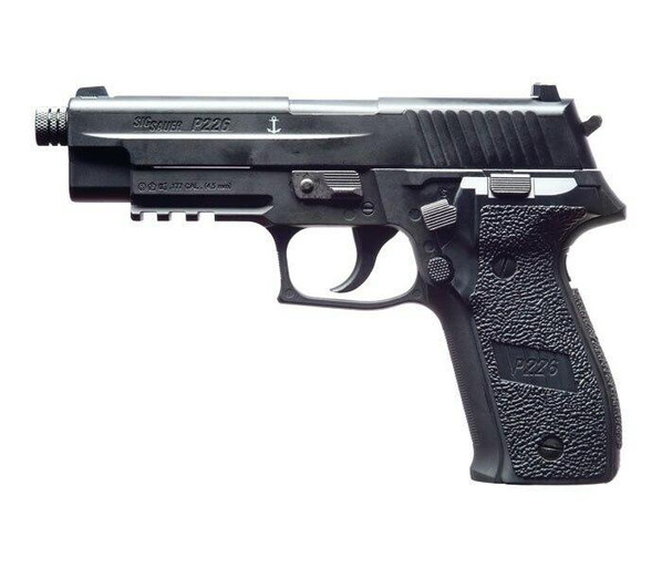 SIG AIR P226 .177 Co2 Blowback Air Pistol, Black