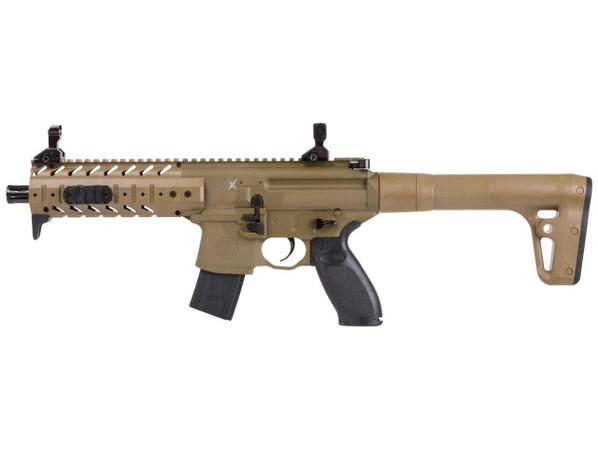 SIG AIR MPX .177 Co2 Air Rifle, Tan