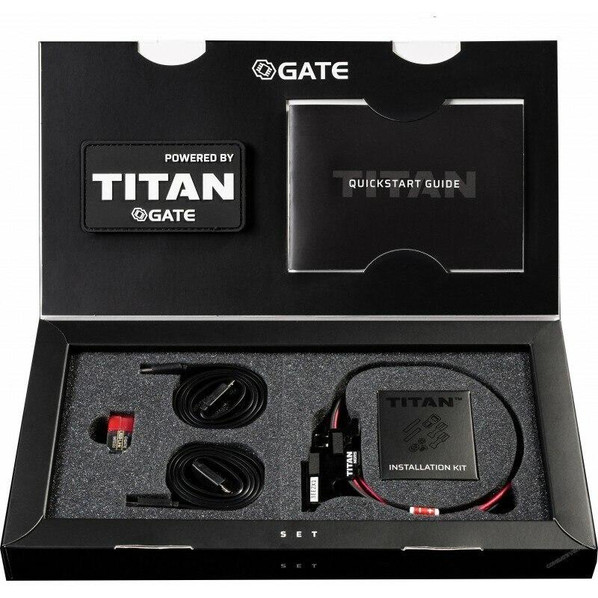 Gate TITAN V2 NGRS Advanced Set Front Wired