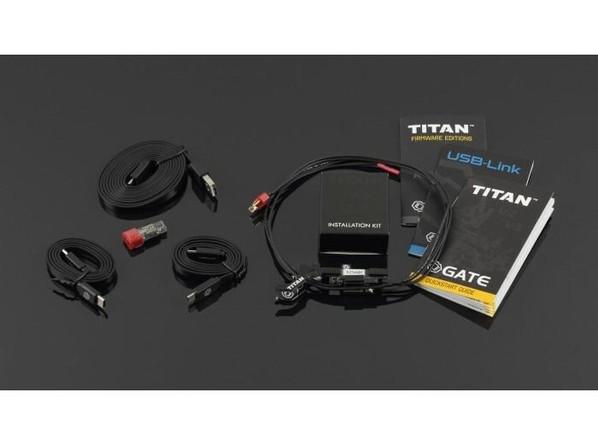 Gate TITAN V3 Advanced MOSFET Set