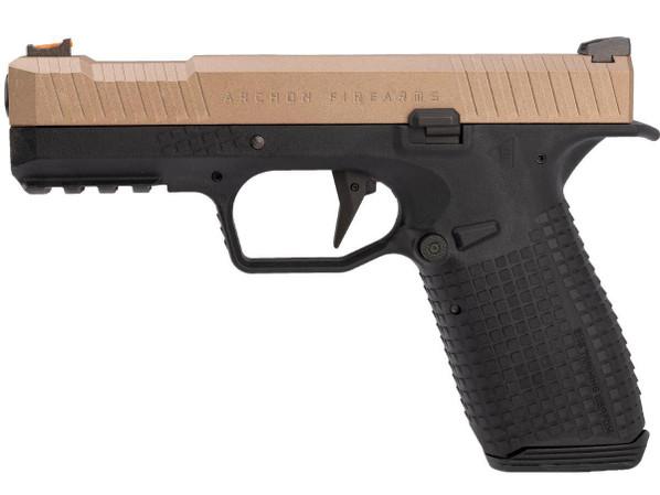 EMG Archon Firearms Type B Gas Blowback Airsoft Pistol, Tan