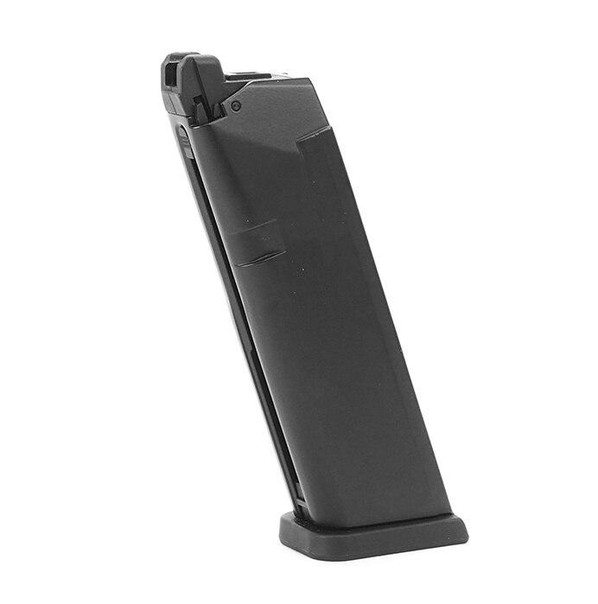 ASG Action Army AAP-01 23rd Green Gas Magazine, Black