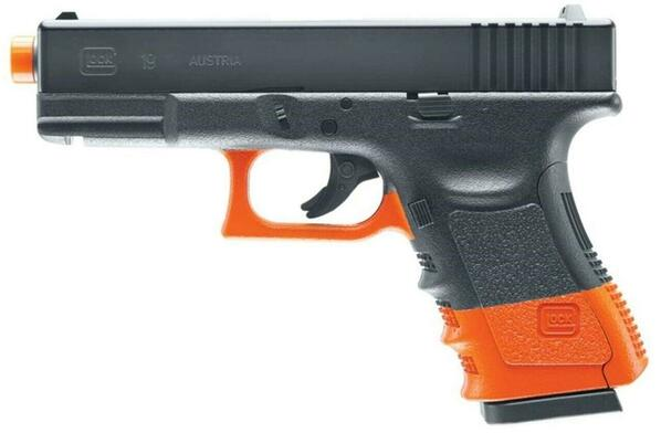 Glock 19 Gen3 CO2 Airsoft Pistol, SB199 Compliant