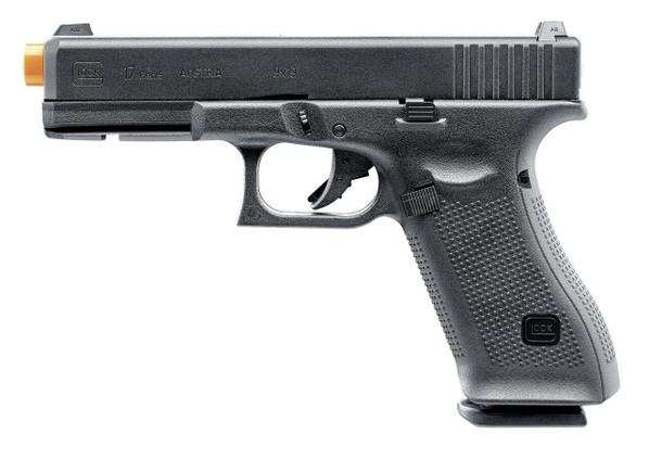Glock 17 Gen5 Gas Blowback Airsoft Pistol, Black