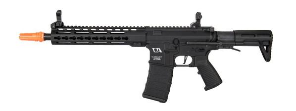 Classic Army KM10 ARS4 10 M-LOK M4 AEG Airsoft Rifle w/ PDW Stock, Black