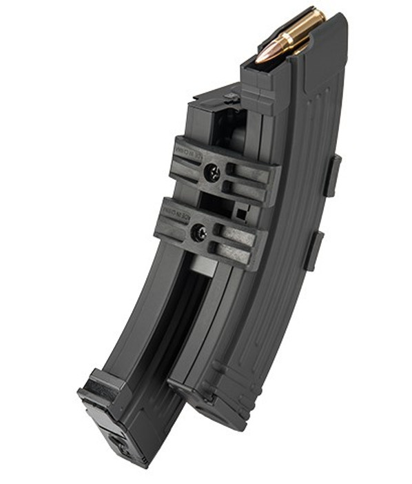 Electric Auto Winding Dual Magazine Kit For AK47 AEG, 1100 Rounds