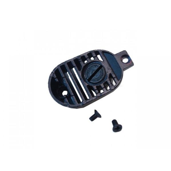 Element Airsoft Pistol Grip Motor Plate Heat Sink For AEG