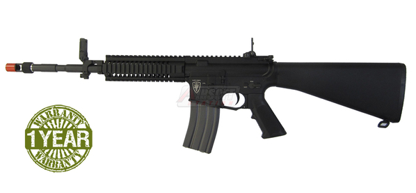 VFC Elite Force 4CRL Full Metal Airsoft Rifle