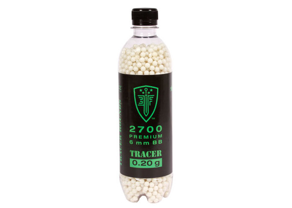 Elite Force Tracer BBs, 0.20g, 2700 Rounds by Umarex USA