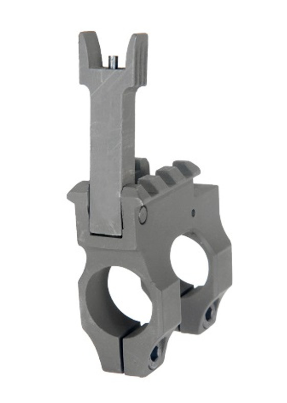 Full Metal Folding Gas Block Front Sight for M4/M16 AEGs