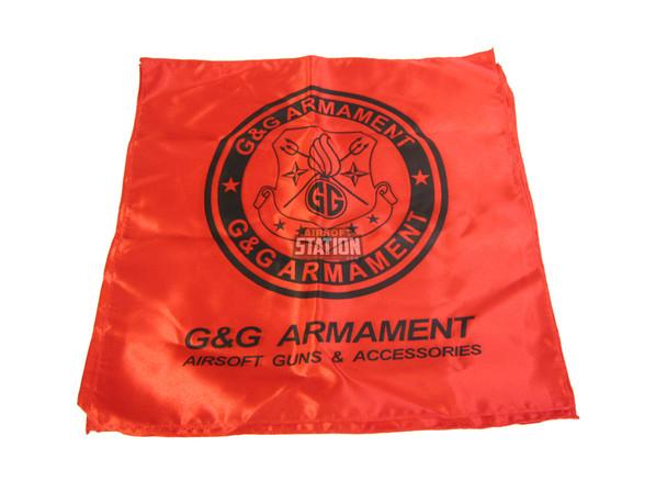 G&G Armament Dead Rag, Red/Black