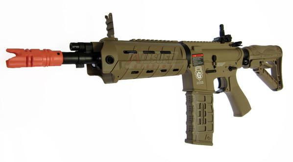 G&G Combat Machine G26 Advanced Blowback Tan Airsoft Rifle