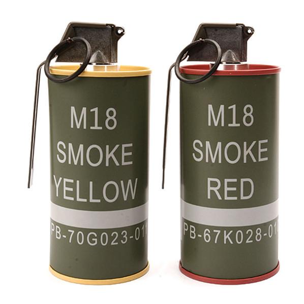 G&G Fake M18 Smoke Grenade BB Loader Set