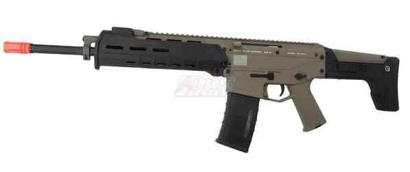 A&K Magpul Masada Airsoft Rifle - Tan & Black Two Tone Edition