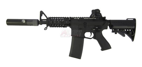 G&P Rapid Fire II M4 QD Barrel Extension Full Metal Airsoft Rifle