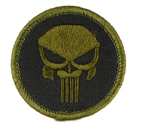 Punisher Skull Patch