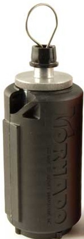 AI Impact Grenade, Gas Powered Airsoft Grenade by Airsoft Innovations, Black