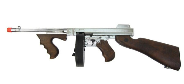 King Arms M1928 Chicago Grand Special Silver Collectors Edition