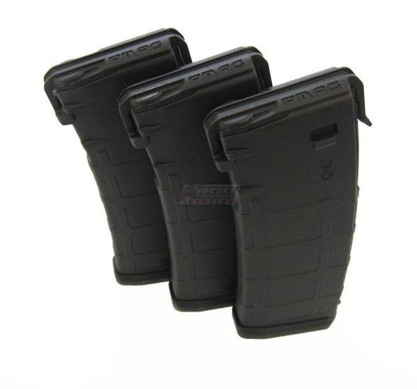 PTS RM4 ERG PMag, 30/60 Rounds, 3 Pack by KWA