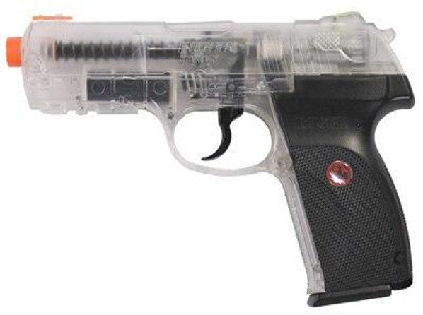 Ruger P345PR Airsoft CO2 Pistol, Clear