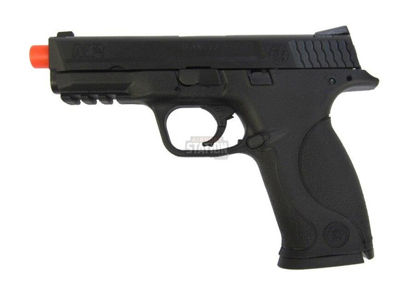 Smith and Wesson MandP 9 Full Size Gas Blowback Airsoft Pistol by VFC, Full/Semi Auto, Refurbished