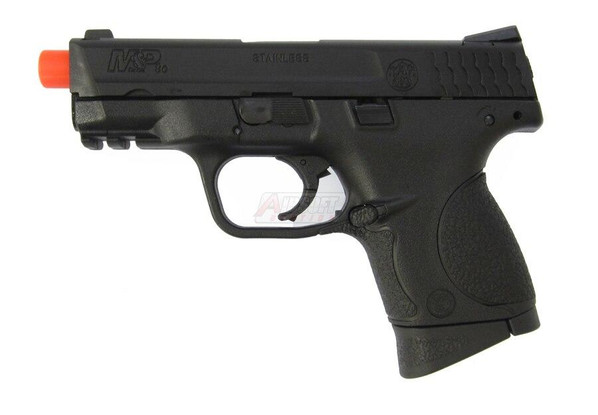 Smith and Wesson MandP 9C Compact Full/Semi Auto Gas Blowback Pistol by VFC