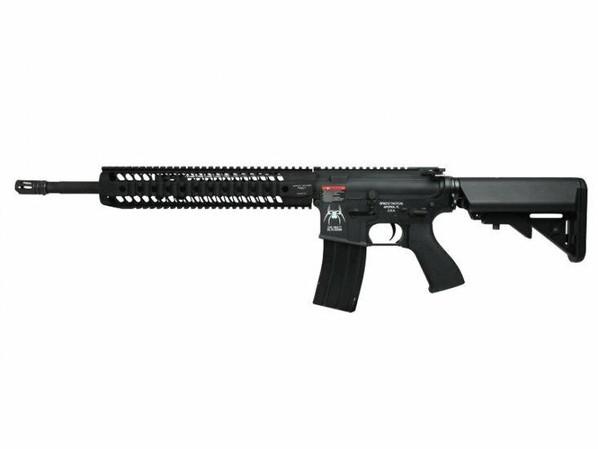 Socom Gear Spike Tactical ST15 16 M4 Carbine w/ 12 BAR AEG