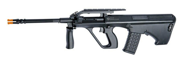 Steyr AUG A2 AEG Airsoft Rifle by ASG, Fully Licensed, Discovery Line